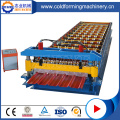 Galvalume Steel Roof Panel Cold Forming Machine