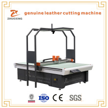 Leather Cut Machine For Making Mens/Womens Shoe Upper