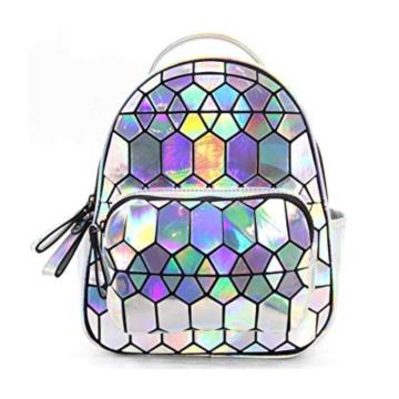 GEOMETRIC LASER BACKPACK -0