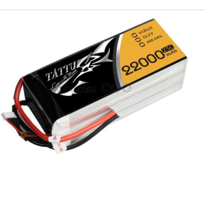 Tattu 22000mAh 6S 25C 22.2V Lipo Battery