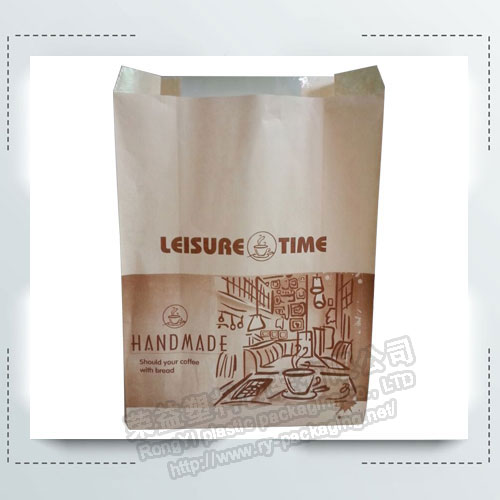 Baking Packaging Bread Toast Lavash Bags