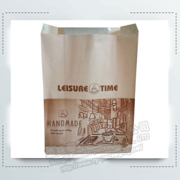Recycled Bread Packaging Paper Bags