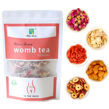 winstown Warm Womb Detox Tea OEM Private label Women Fibroid Menstruation tea Female Fertility tea