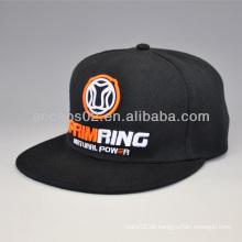 Kundenspezifische flache Krempe Hüte