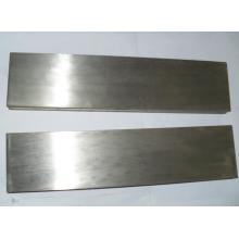 Titanium alloy plate block