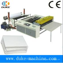 High Speed One Reel Fütterung A4 A3 Papier Schneidemaschine (DKHHJX-1100/1300)