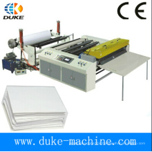 High Speed One Reel Feeding A4 A3 Paper Cutting Machine (DKHHJX-1100/1300)
