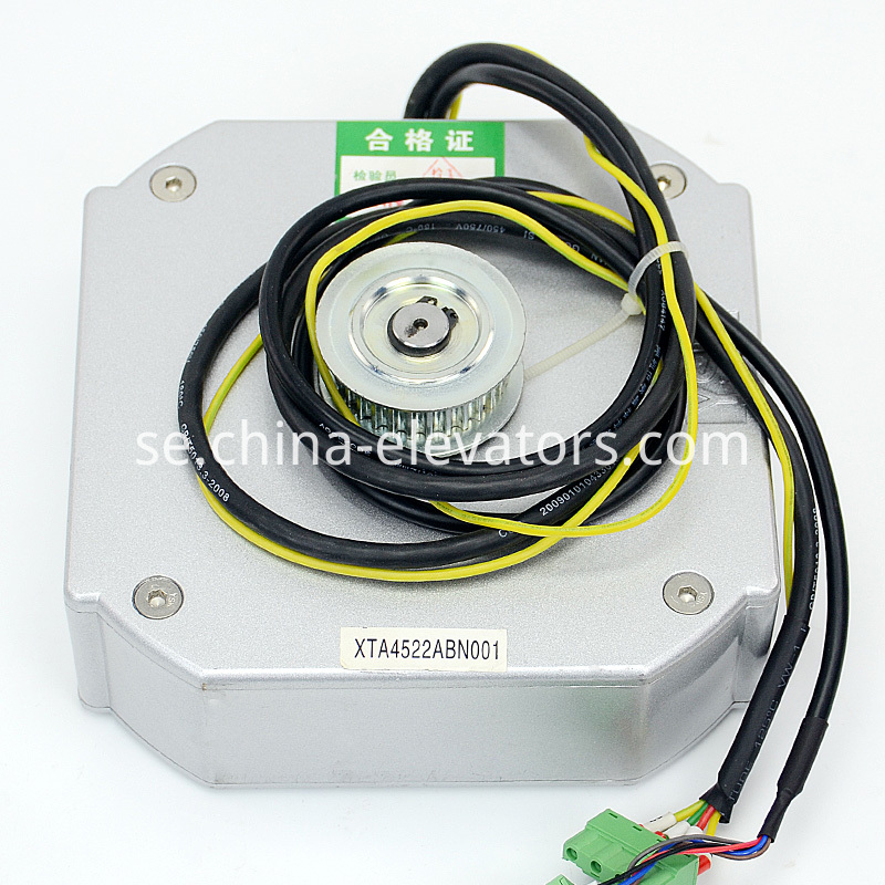 XiziOtis Elevator DO3000S PM Door Motor XTA4522ABN001