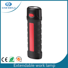 7 + 24 LED Retractable Led lámpara de trabajo