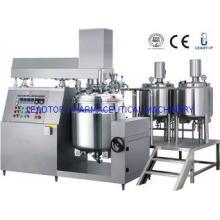 100L Pharmaceutical Ointment Making Vacuum Emulsifying Mixe