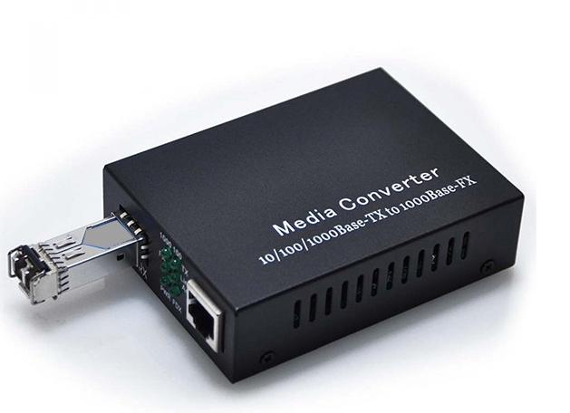 Multimode Media Converter