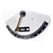 Equilibrio peso modelo clinómetro