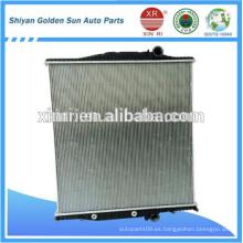 Radiador de refrigeración de agua de alta perforación para camión VOLVO FH12 20984815