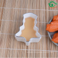 New products 2016 wholesale japanese style ceramic sushi sauce dish