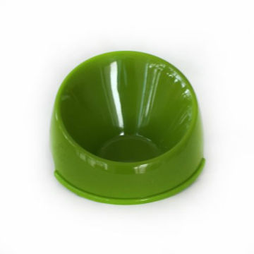 pet plastic food and water feeder