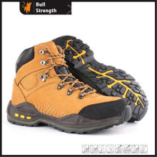 Industrial Leather Safety Shoes with EVA/Rubber Sole (SN5444)