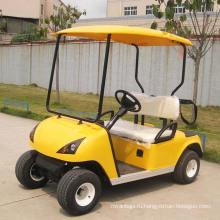 Электрический автомобиль гольфа 2 в 1 сиденье тележки для гольфа с CE утвержденный (ДГ-С2)