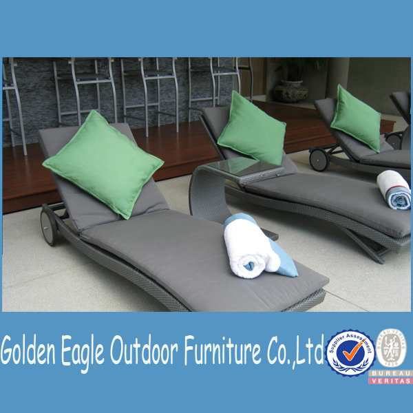 aluminium tube cube garden furniture