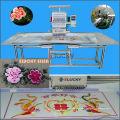 2015 ELUCKY EG1501CL big flat embroidery machine