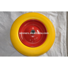 14x3.5-8 PU foamed wheel