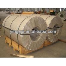 La Chine fournit des bobines extrudées en alliage d'aluminium 6082