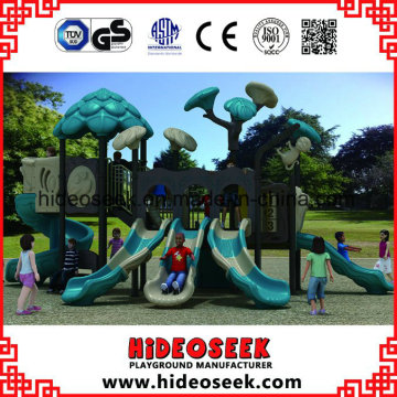 Amusement Park Commercial Outdoor Playground for Children with Slide