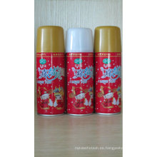 anti inflamable Navidad Snow Spray
