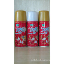 anti flammable Christmas Snow Spray