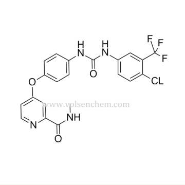 Cas 284461-73-0,Sorafenib Purity NML98%