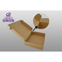 Customized Clothes Packaging Box with Low Prices!