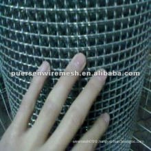 High-Carbon Steel Crimped Wire Mesh Manufacturing (CN-Anping)