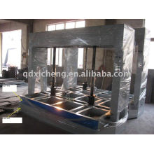 hydraulic or screw Cold press
