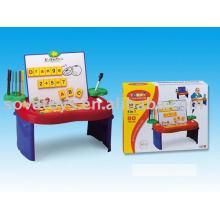 909990699 plástico brinquedo educativo aprendizagem mesa