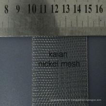 Écran nickel à écran 0.5-300 mesh pour filtre et électeur ---- usine de 30 ans