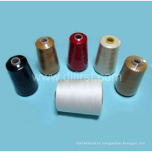 Smooth 100% Polyester Sewing Thread Suitable for Garments