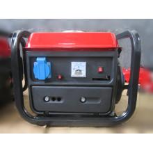 Маленький бензиновый генератор HH950-R01 с рамкой для скрутки (400 Вт, 450 Вт, 500 Вт)