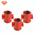 malleable iron pipe fittings caps npt standard