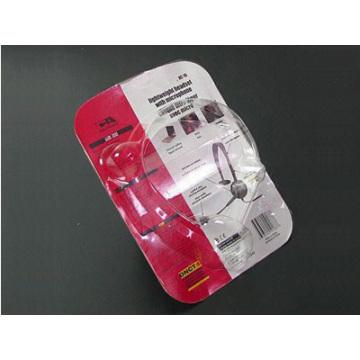 Компоненты Блистерная упаковка с бумажной картой (HL-144)