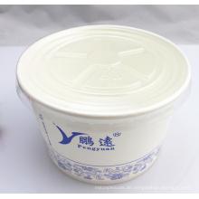Fast-Food-Papier-Container mit Lebensmittelqualität PE beschichtet, am besten für Essen Paket mitnehmen