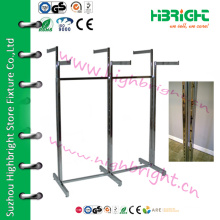 multi-functional elegant garment rack with 6 arms