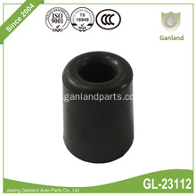 Entry Black Rubber Conical Door Bumper Tugas Berat