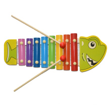 Wooden Music Toy Xylophone Shark (81941-4)