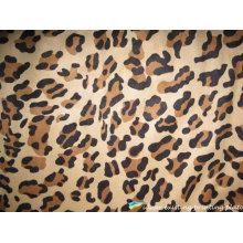 Leopard Panther gedruckt Muster