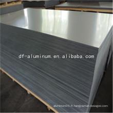 Feuille ou bobine en aluminium pour capsules