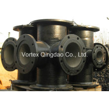ISO2531 Ductile Iron Cross Tee