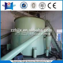 Gasificador de biomasa de planta de gasificación de industria