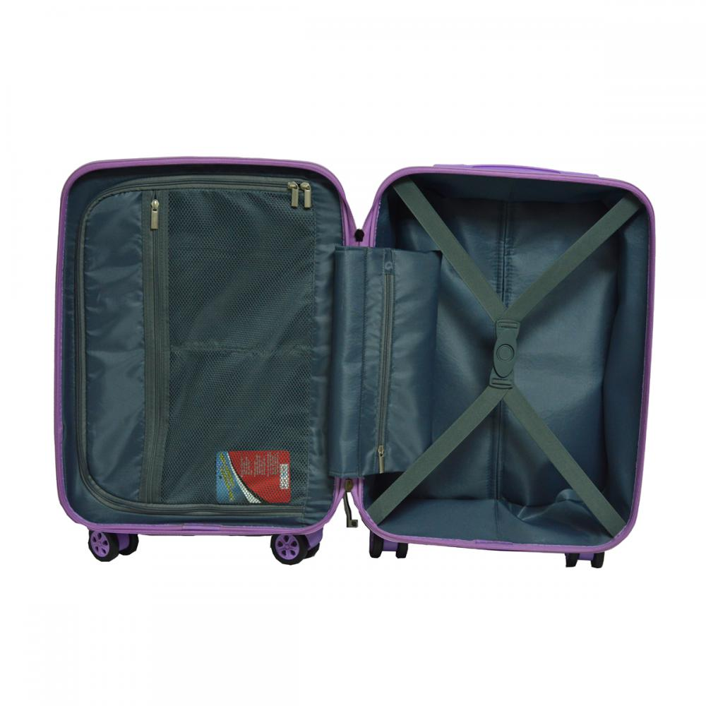 Matched Color PP Luggage Set