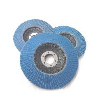 Disco con aleta de Zirconia alúmina (ZA) de 115 mm