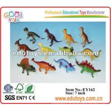 Juguetes de plástico para niños dinosaurios