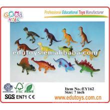 Jouets de dinosaures en plastique pour enfants